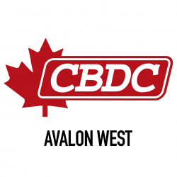CBDC – Avalon West logo