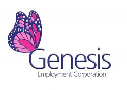 Genesis Employment Corporation logo