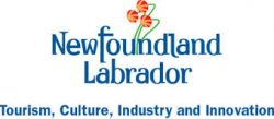 Government of Newfoundland – Department of Tourism, Culture, Industry and Innovation logo